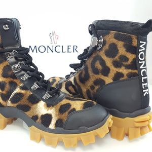 NWT $935 Moncler Helis Stivale Boot Sz 8